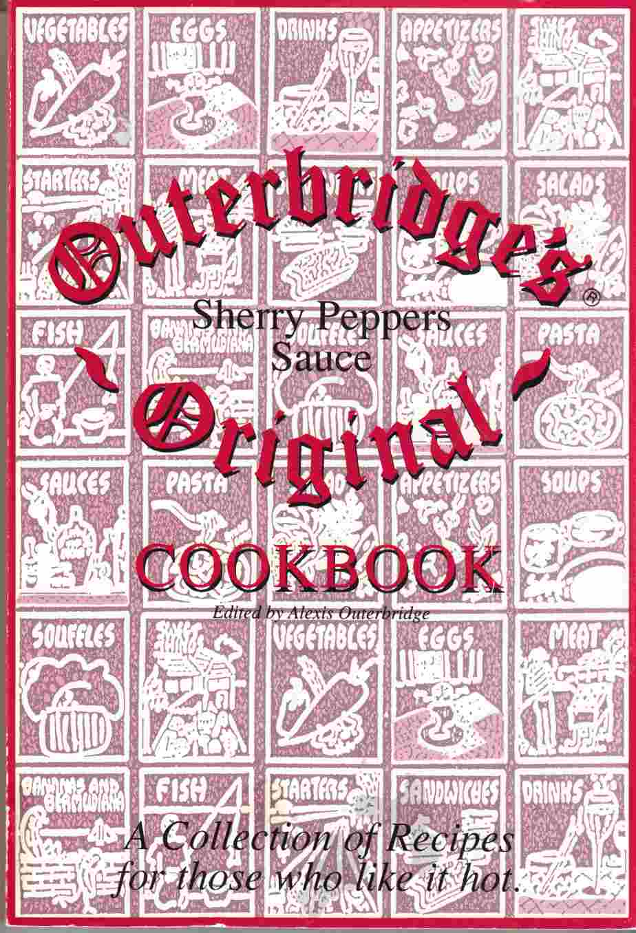 Image for Outerbridge's Original Sherry Peppers Cookbook