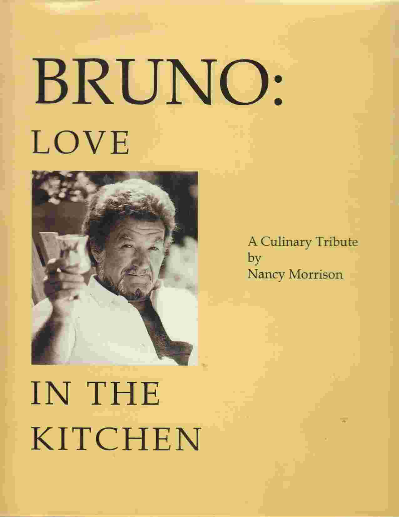 Image for Bruno: Love in the Kitchen