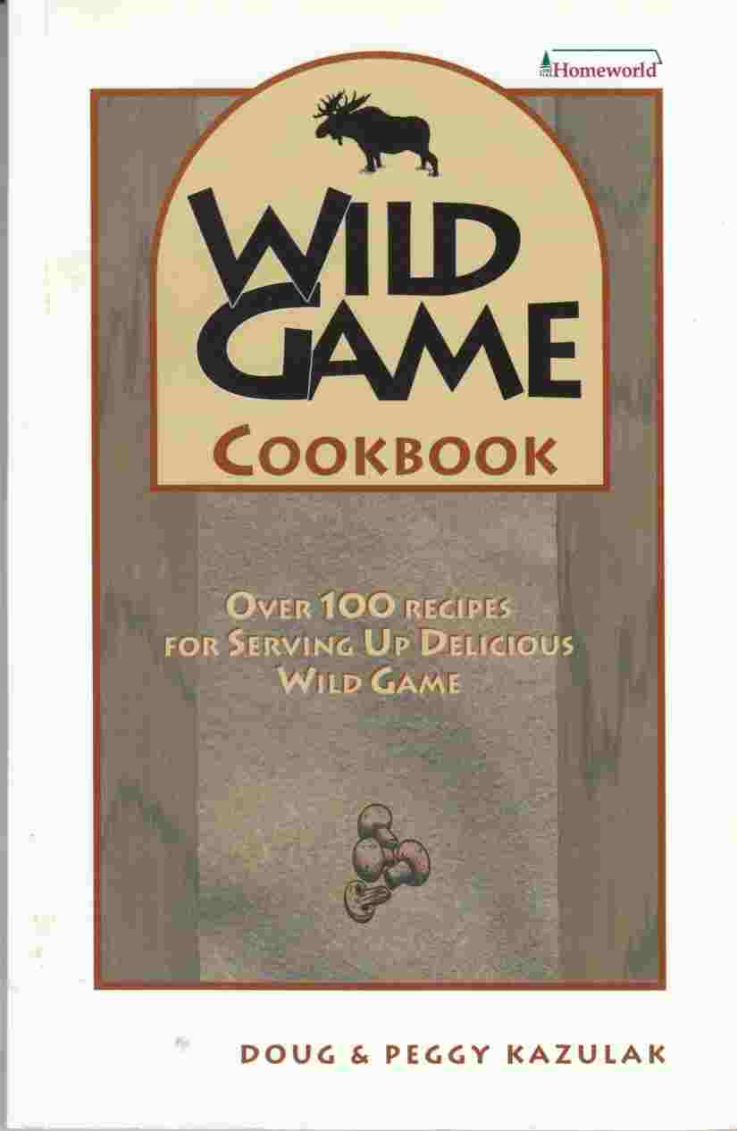 Image for Wild Game Cookbook