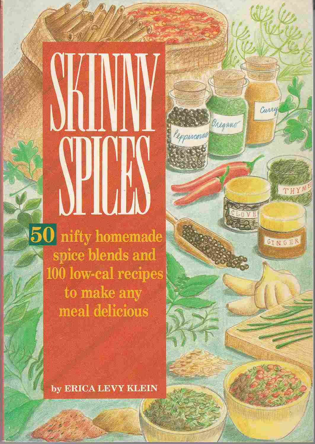 Image for Skinny Spices