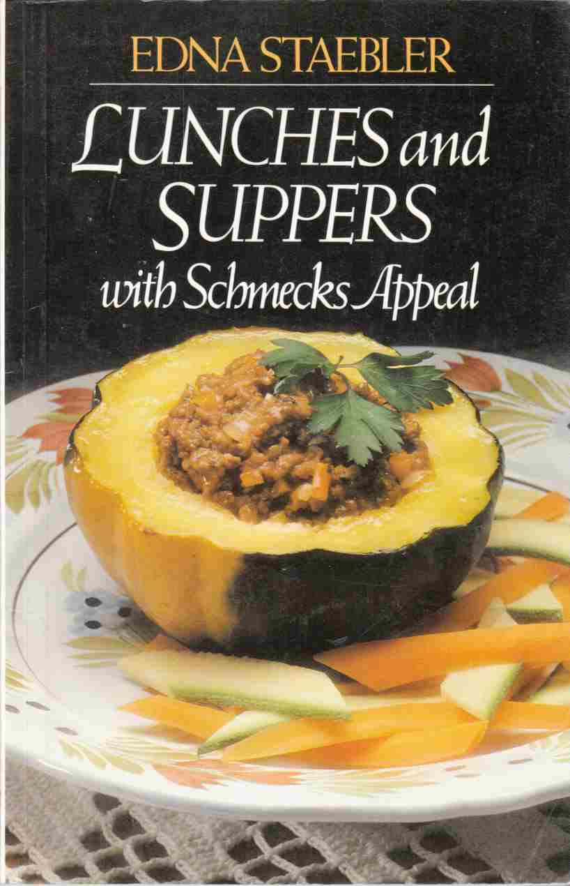 Image for Lunches and Suppers with Schmecks Appeal