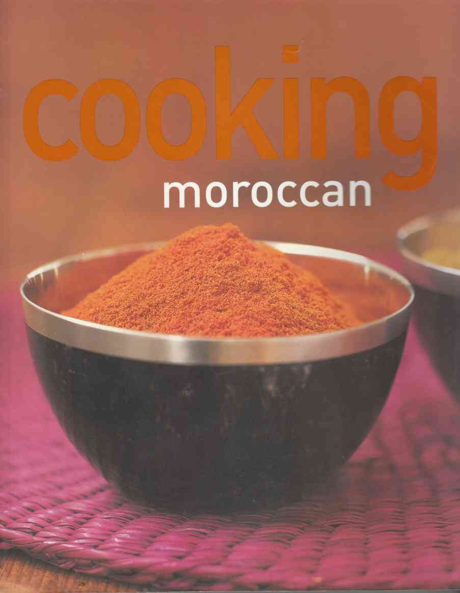Image for Moroccan Cooking
