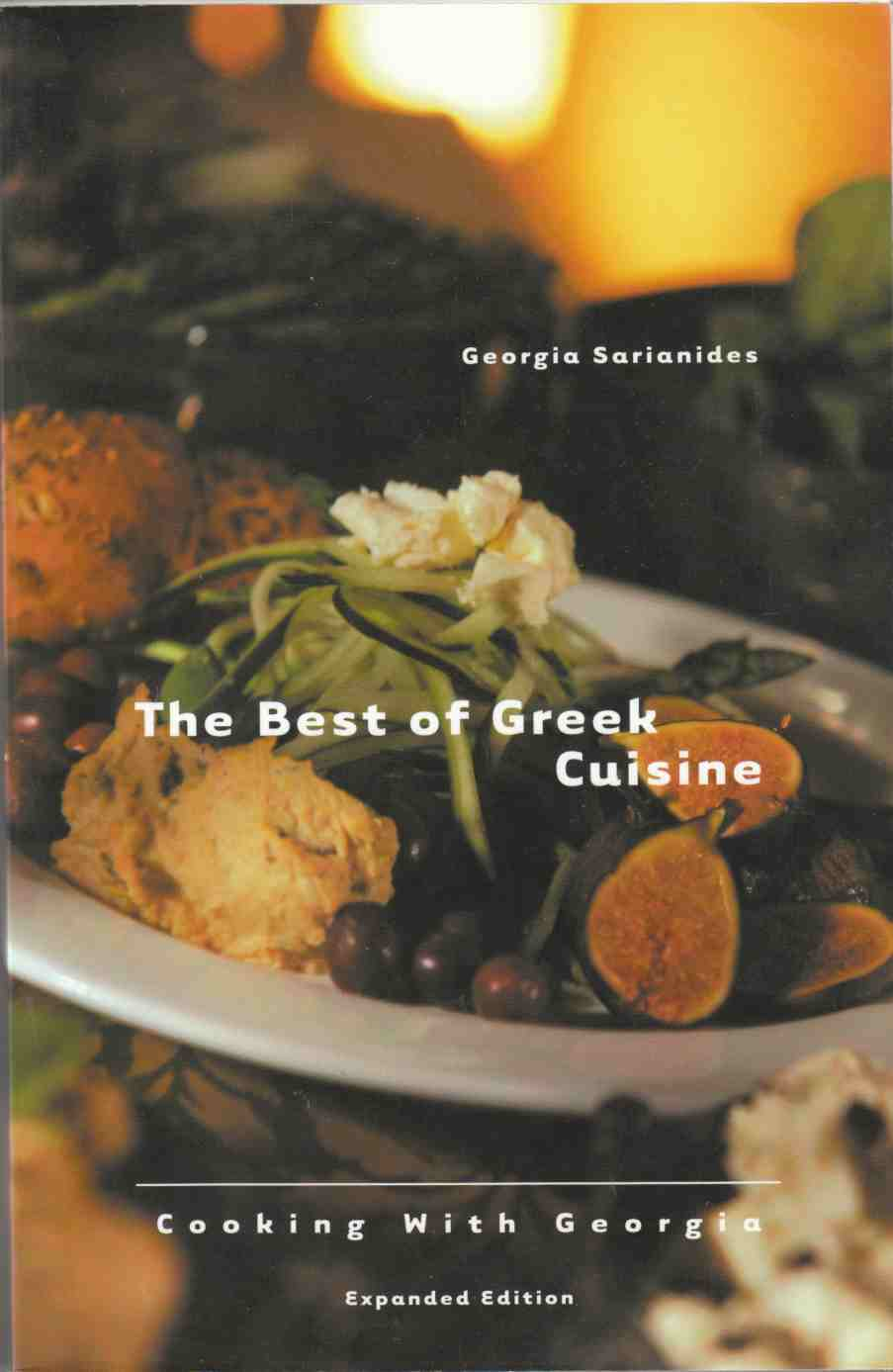 Image for The Best of Greek Cuisine Cooking with Georgia, Expanded Edition