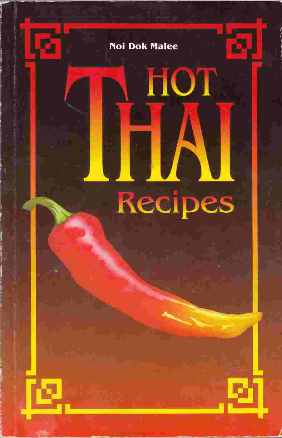 Image for Hot Thai Recipes