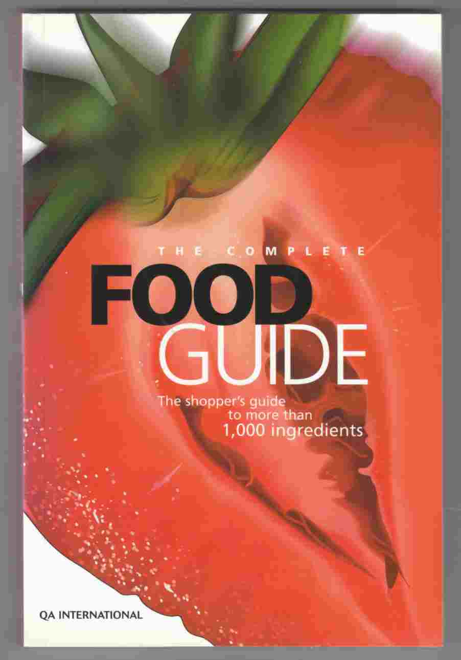 Image for The Complete Food Guide