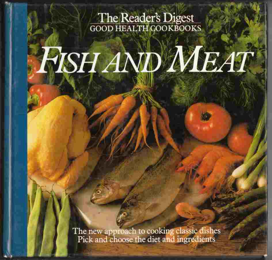 Image for Fish and Meat The Reader's Digest Good Health Cookbooks