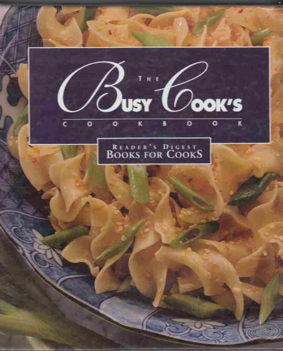 Image for The Busy Cook's Cookbook