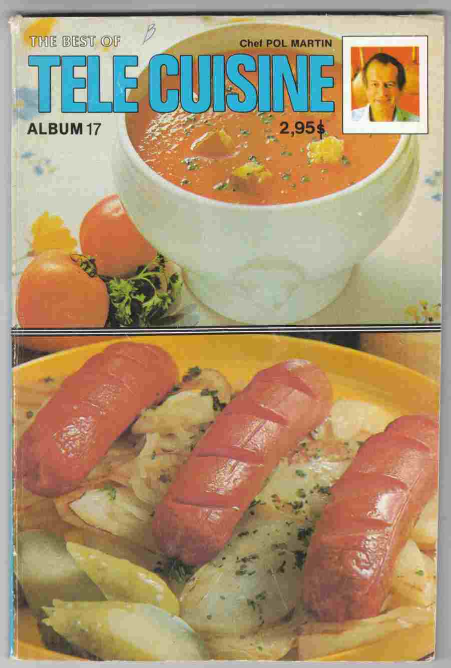 Image for The Best of Tele Cuisine Album 17