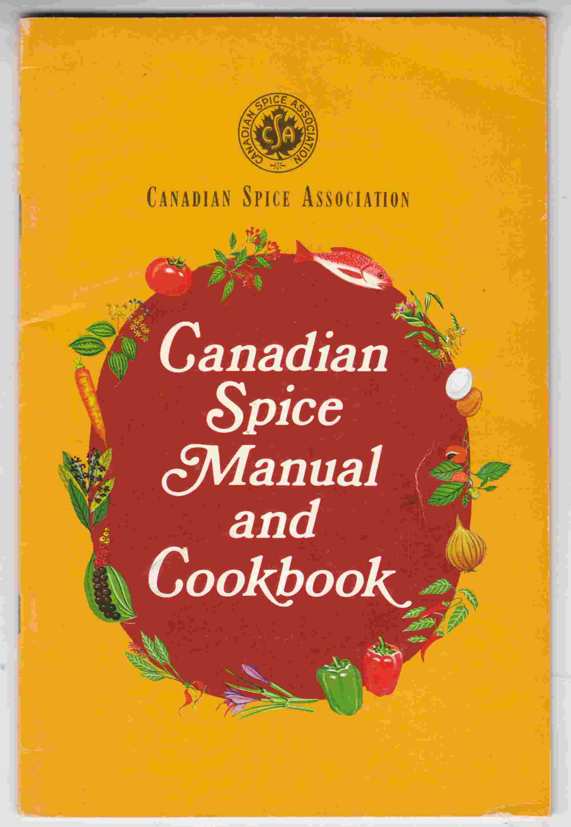 Image for Canadian Spice Manual and Cookbook