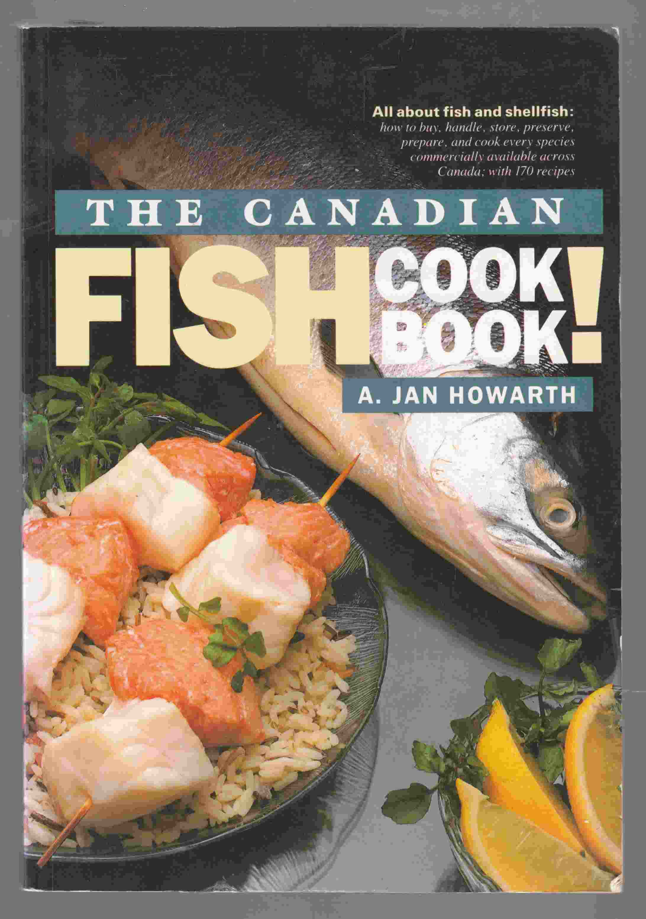 Image for The Canadian Fish Cookbook