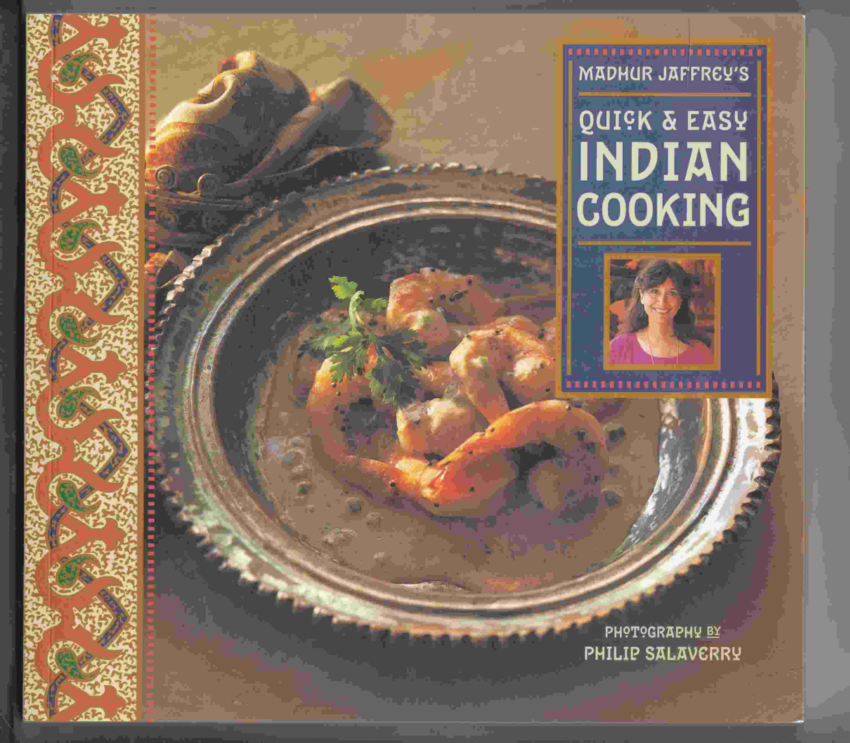 Image for Madhur Jaffrey's Quick and Easy Indian Cooking