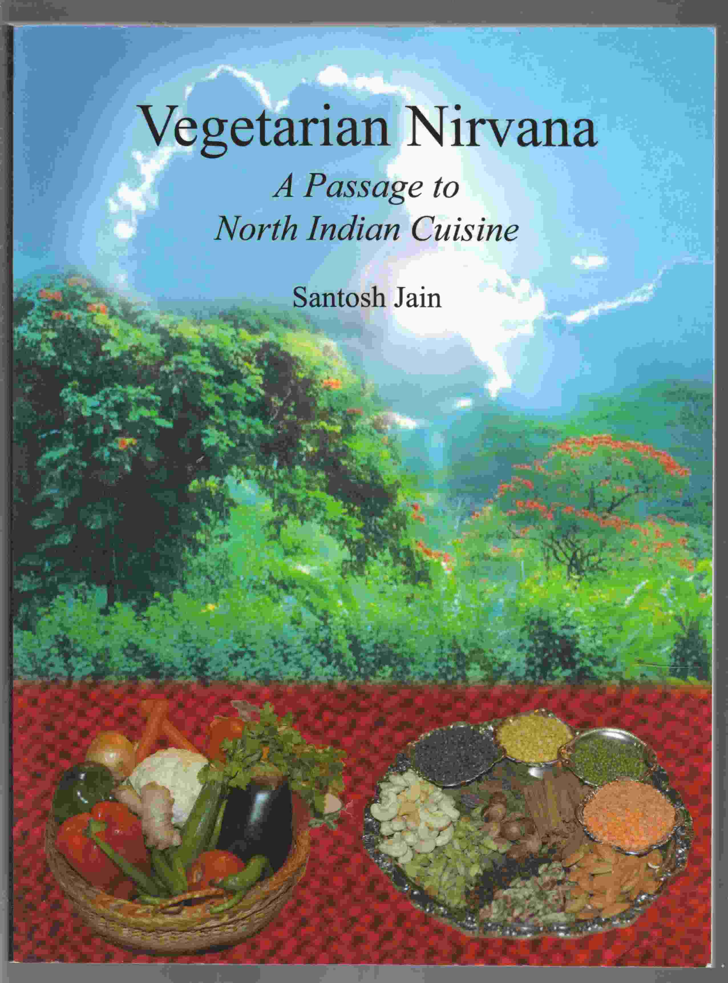 Image for Vegetarian Nirvana A Passage to North Indian Cuisine