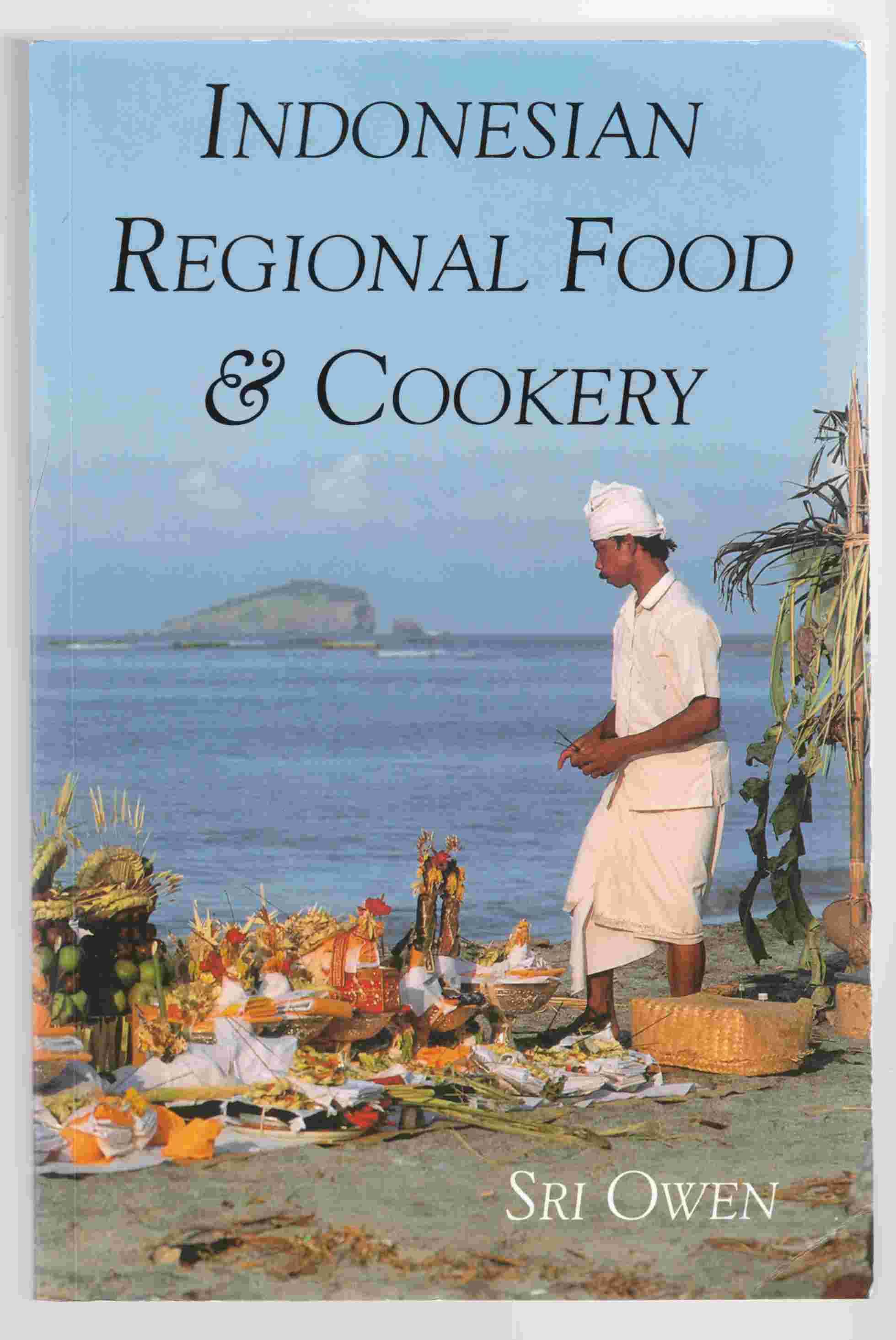 Image for Indonesian Regional Food and Cookery