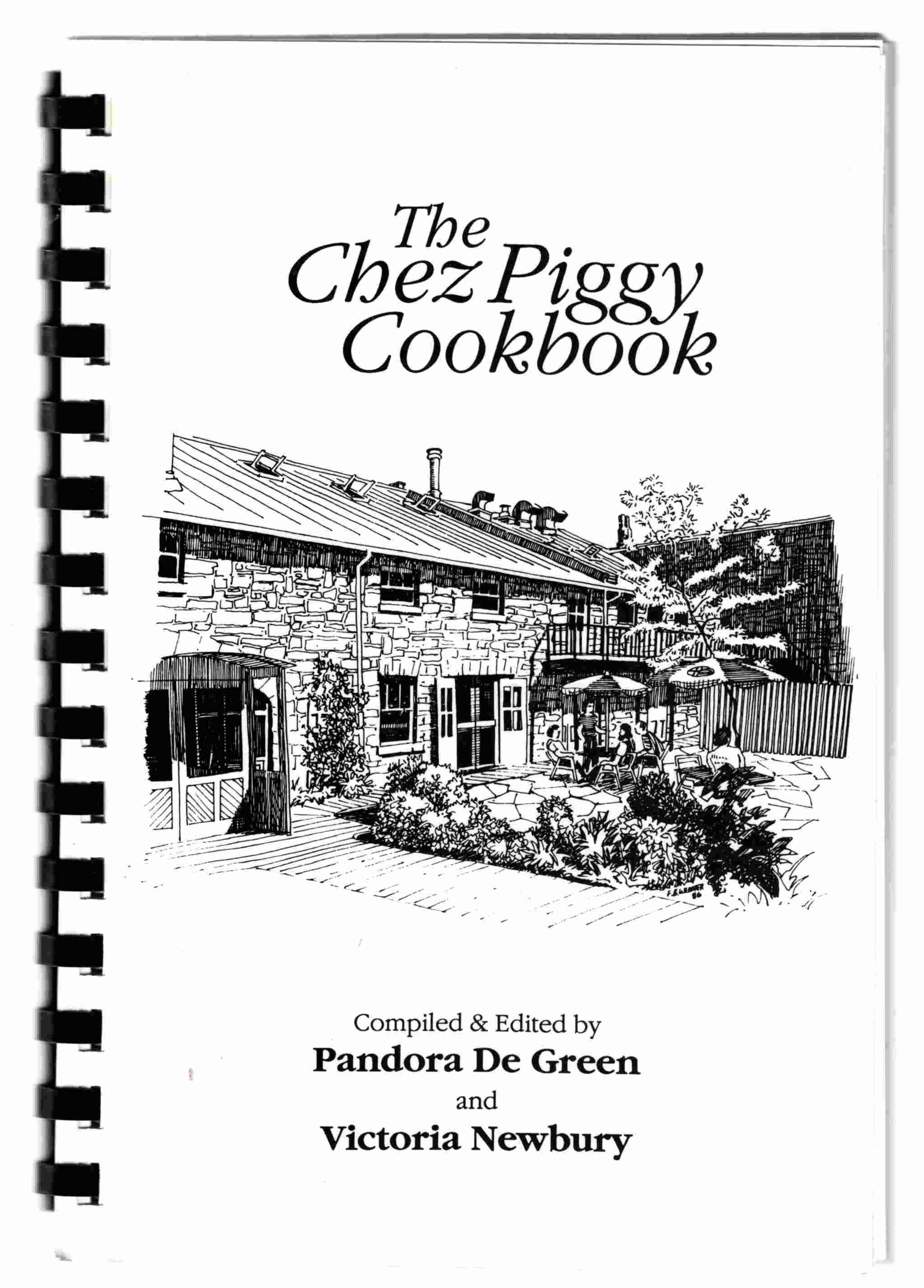 Image for The Chez Piggy Cookbook