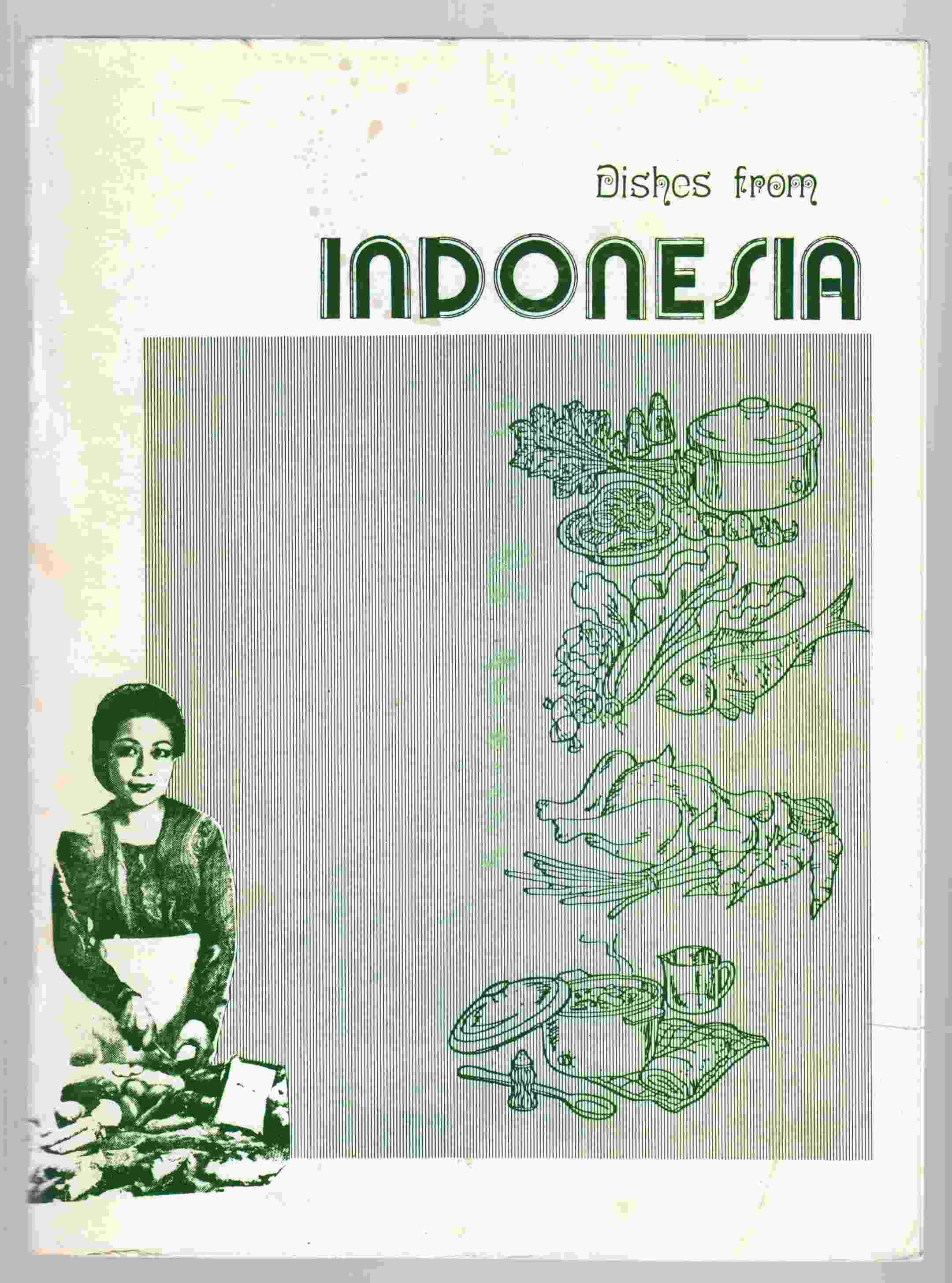 Image for Dishes from Indonesia