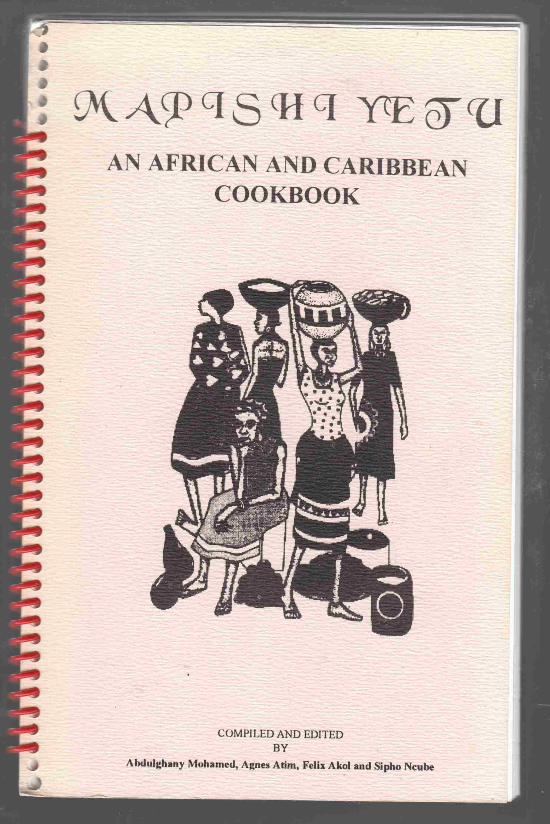 Image for Mapishi Yetu An African and Caribbean Cookbook