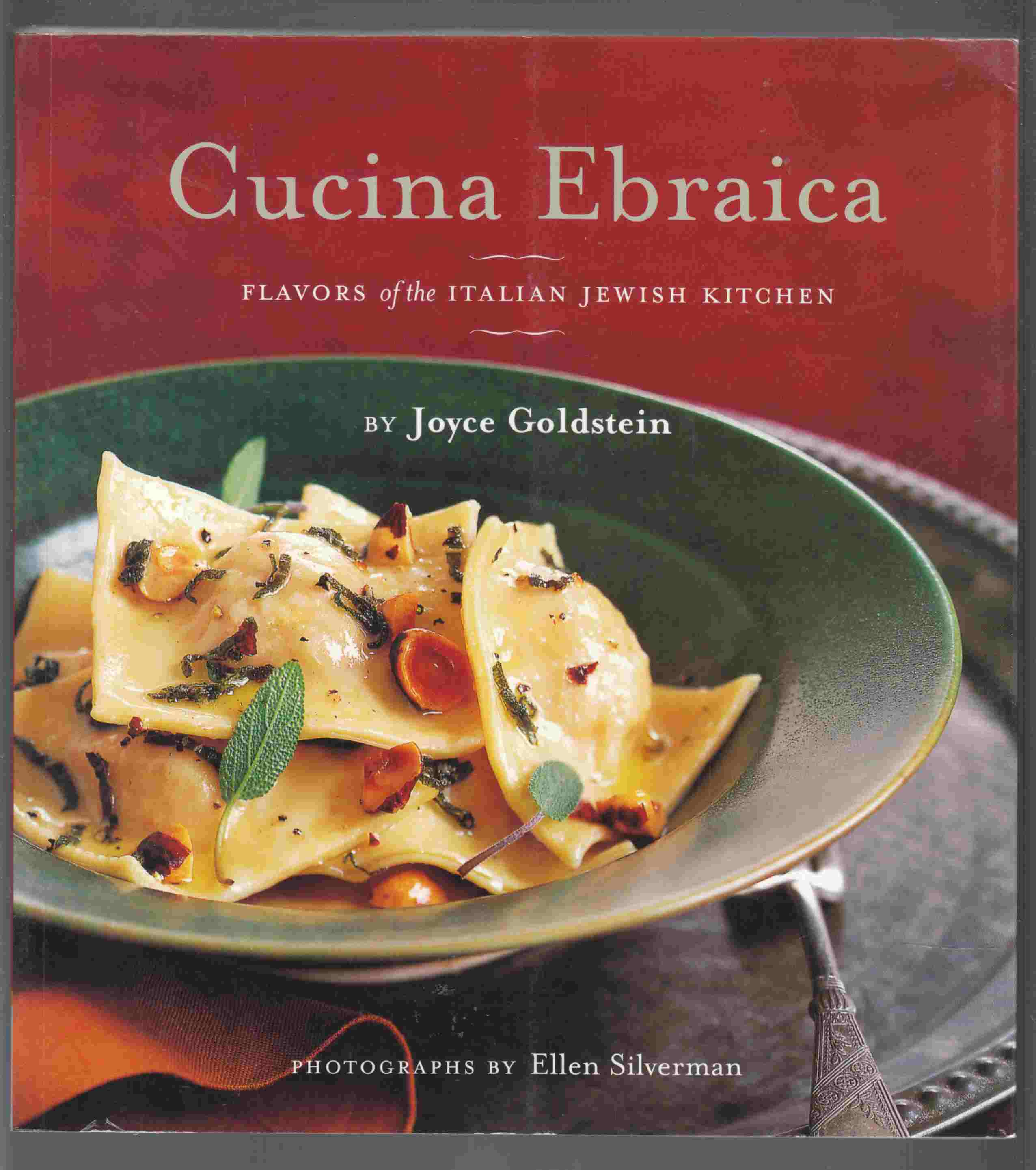 Image for Cucina Ebraica Flavours of the Italian Jewish Kitchen
