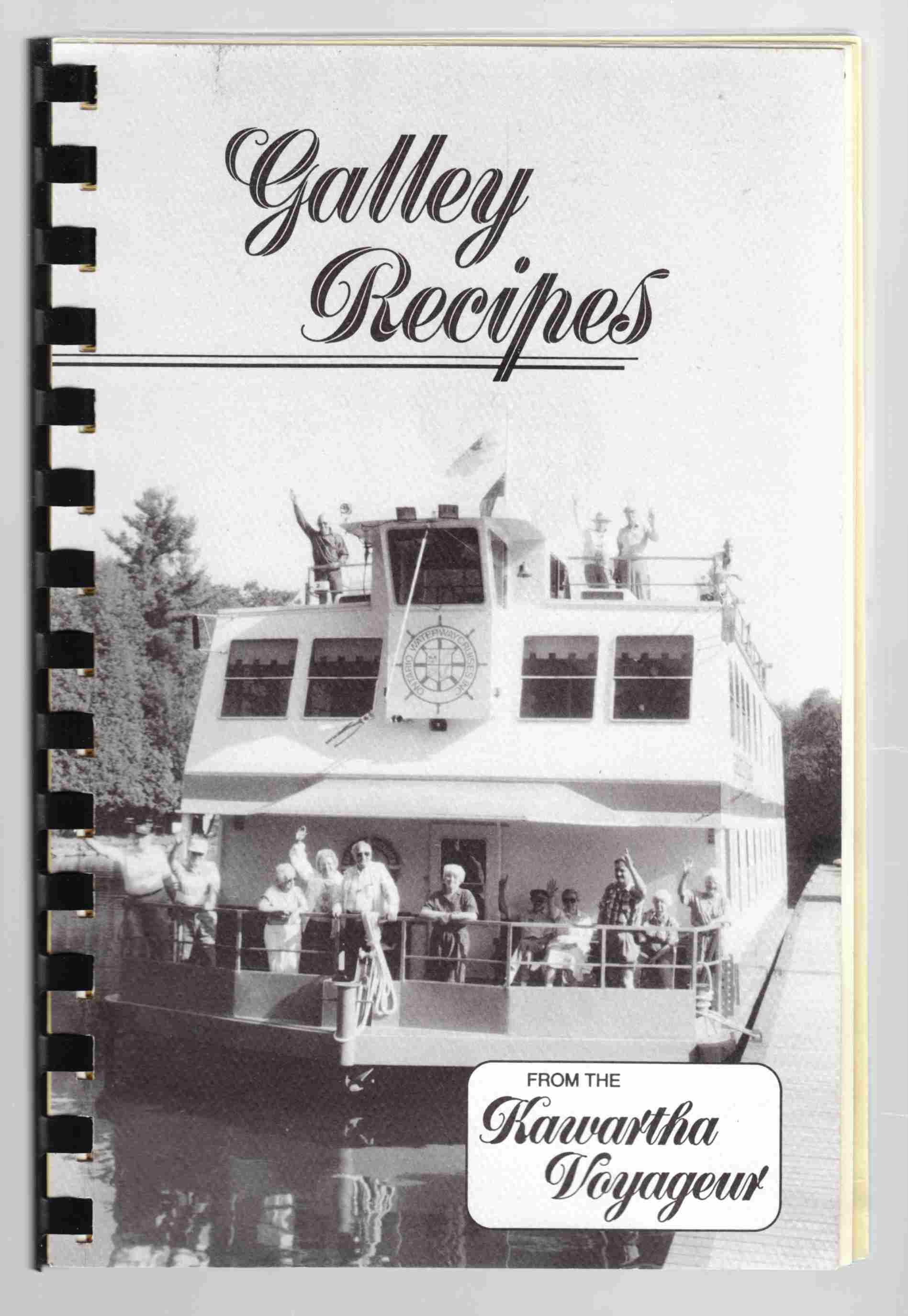 Image for Galley Recipes from the Kawartha Voyageur