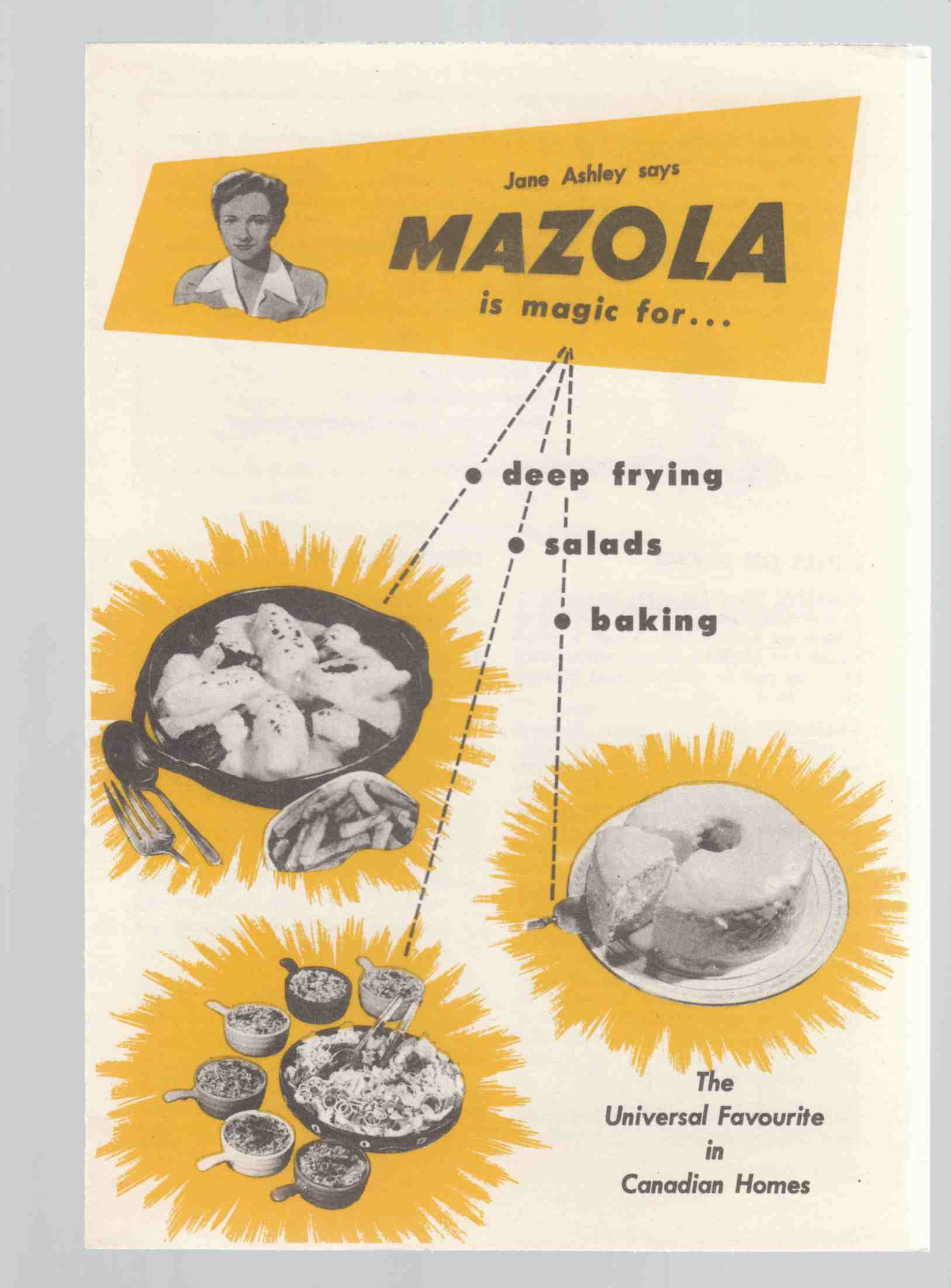 Image for Mazola is Magic
