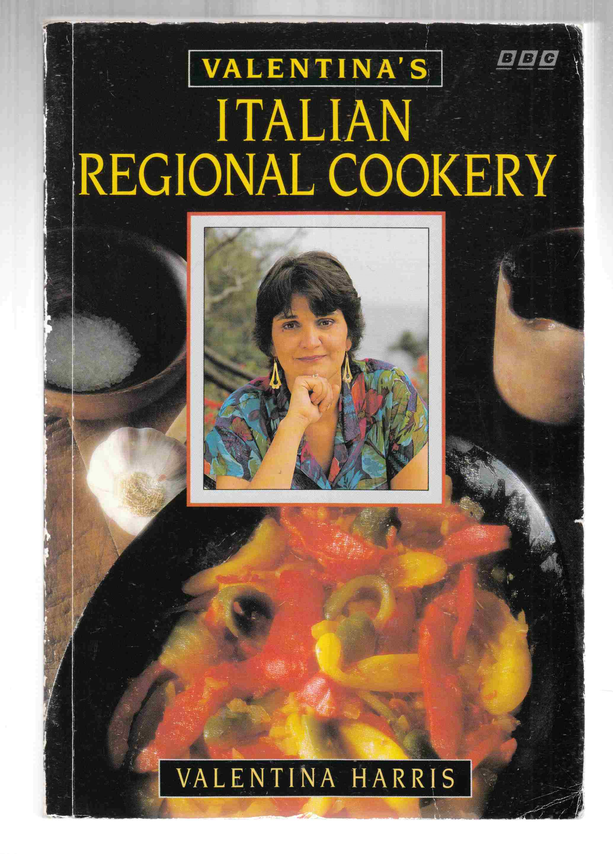 Image for Valentina's Italian Regional Cookery