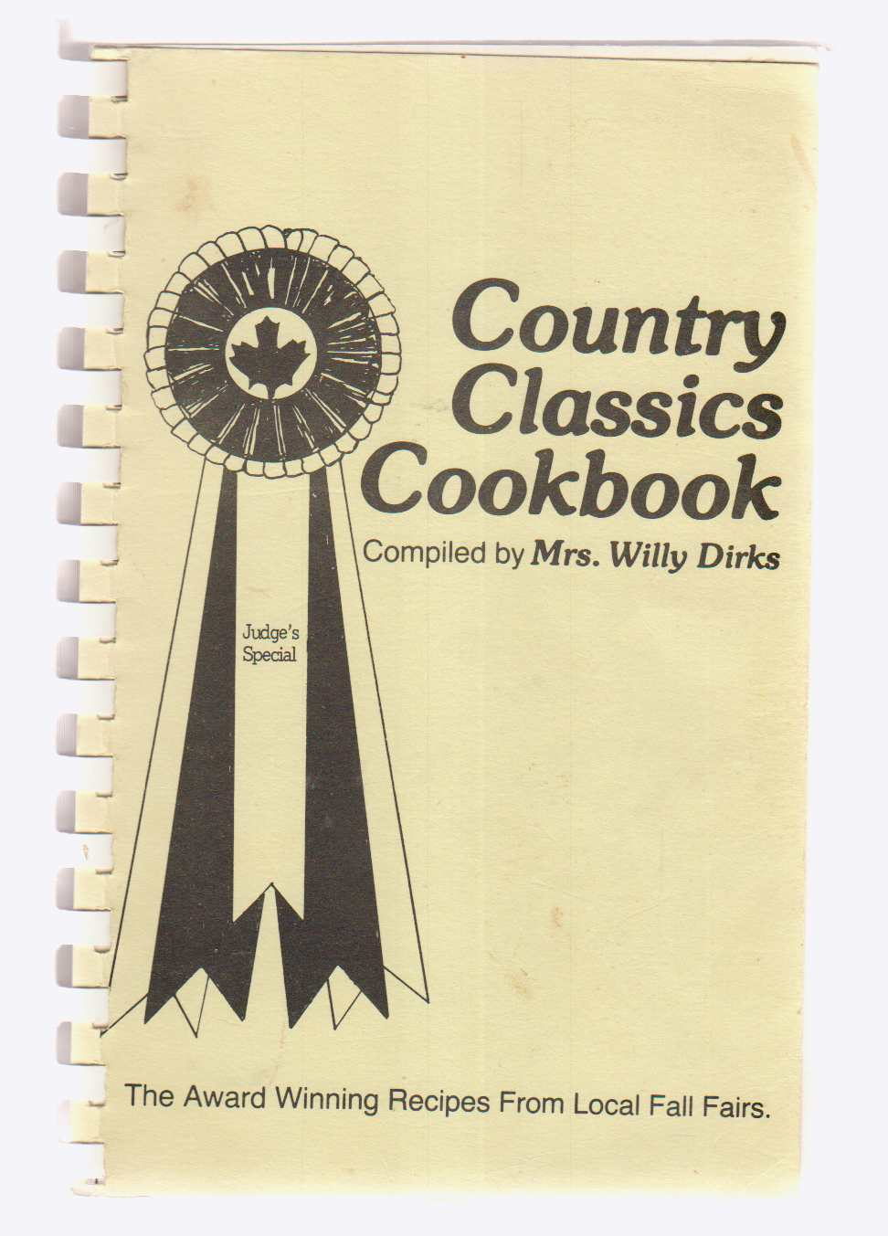 Image for Country Classics Cookbook