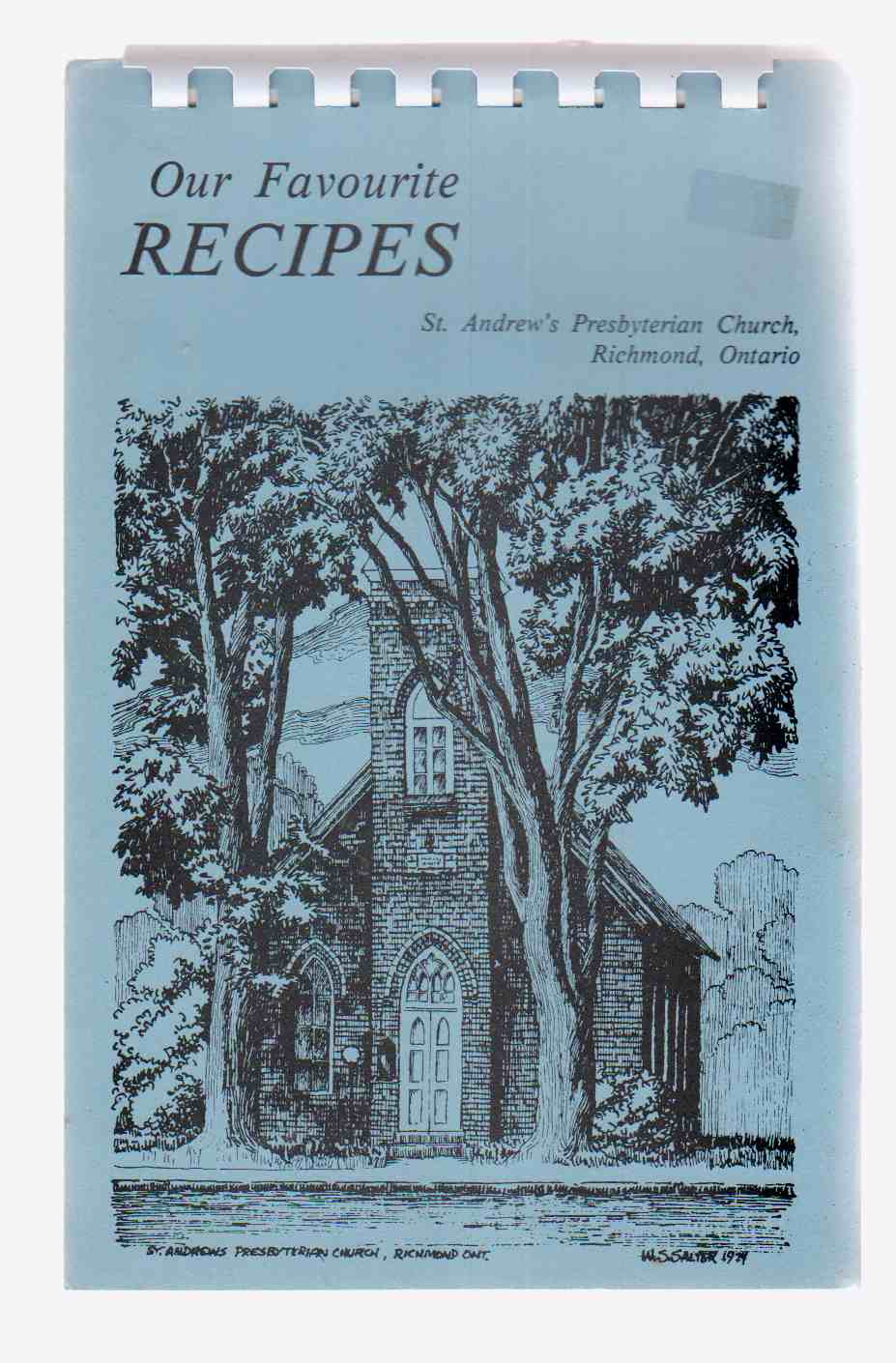 Image for Our Favourite Recipes