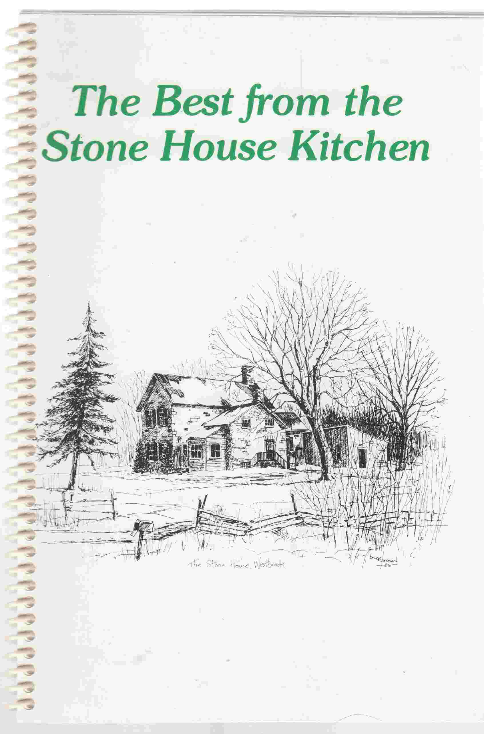 Image for The Best from the Stone House Kitchen