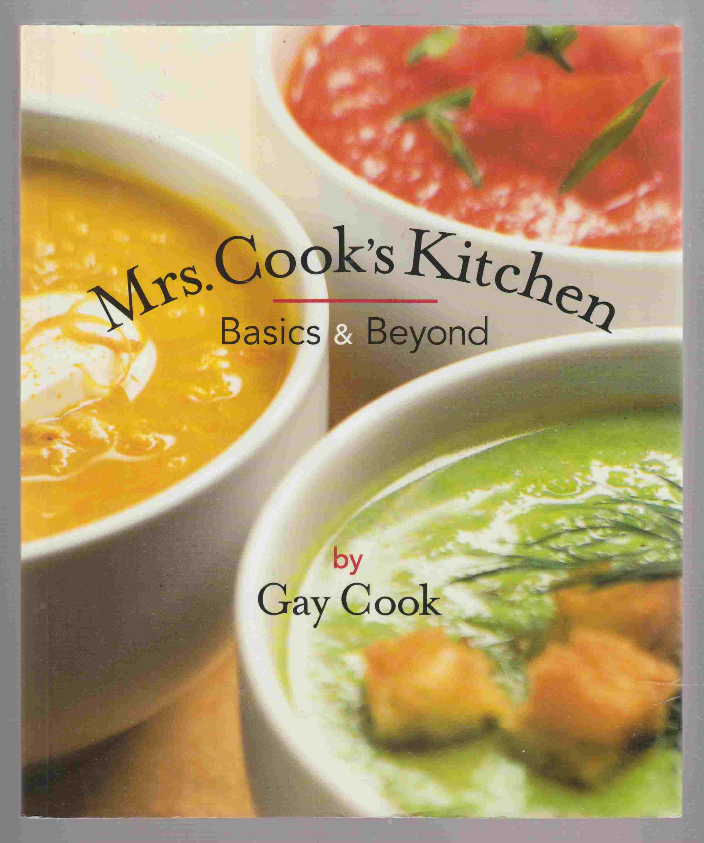 Image for Mrs. Cooks Kitchen Basics and Beyond