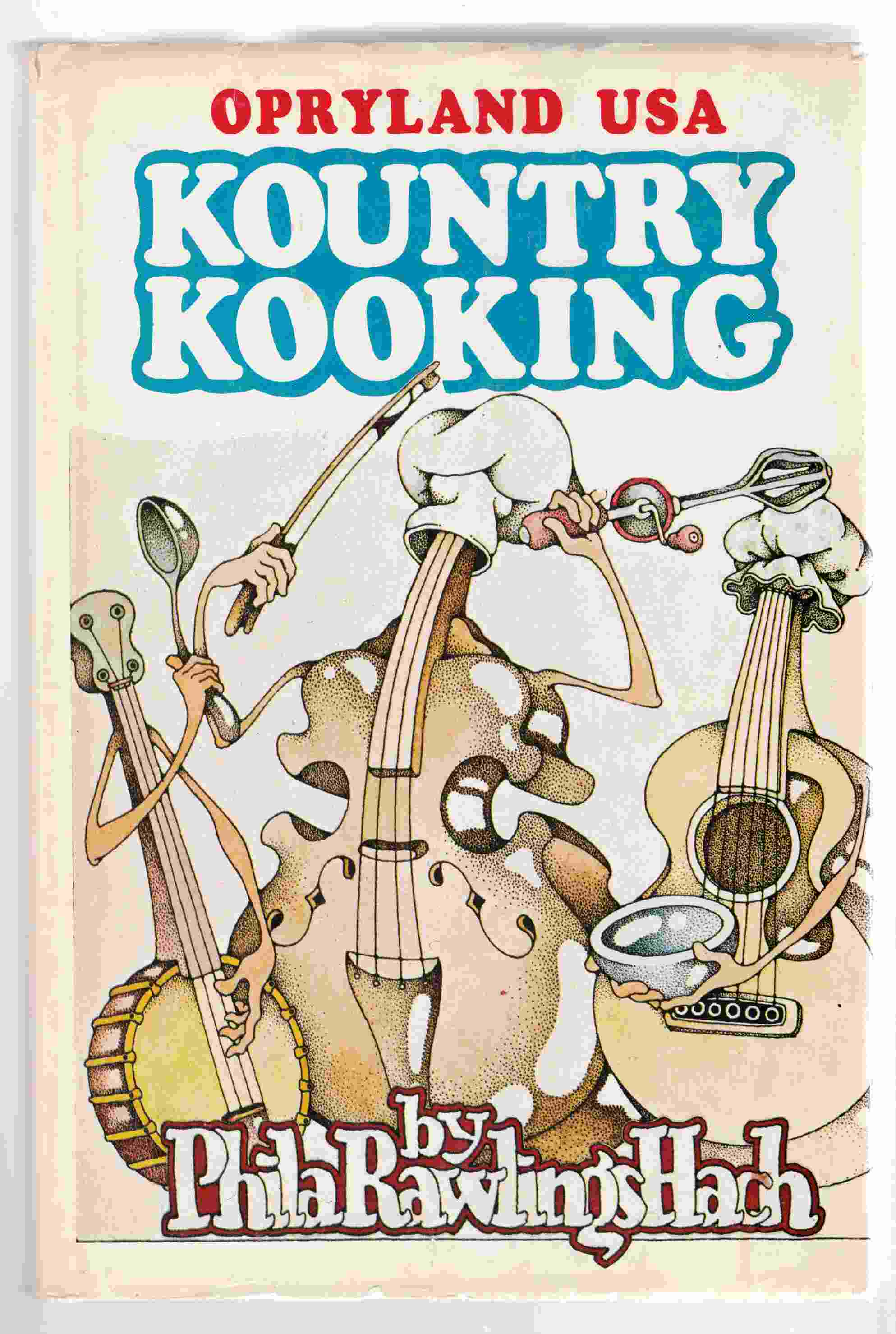 Image for Kountry Kooking