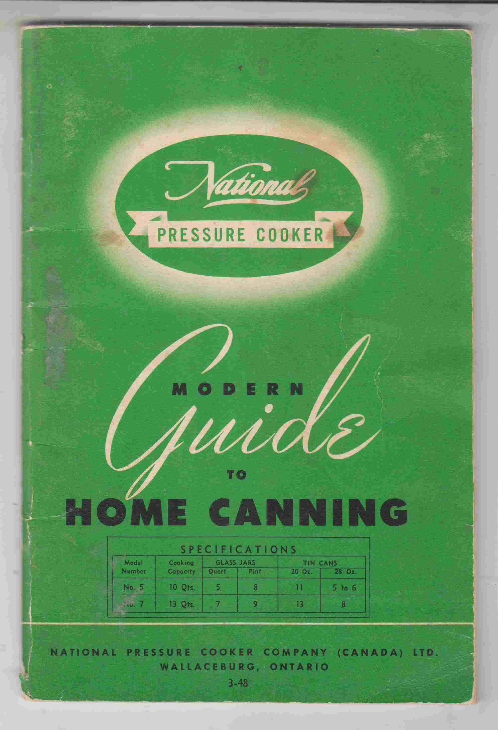 Image for Modern Guide to Home Canning