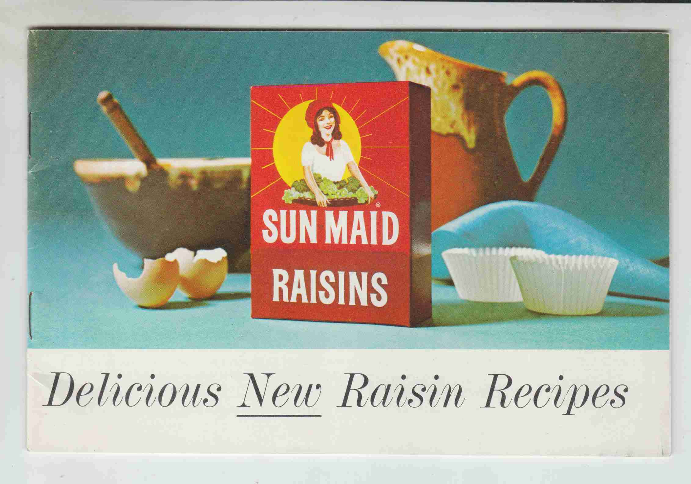 Image for Delicious New Raisin Recipes