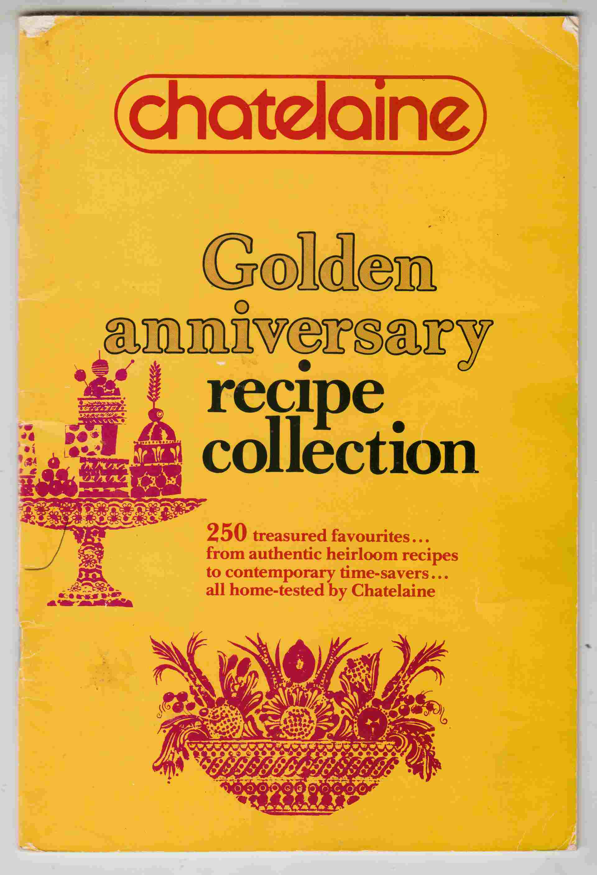 Image for Chatelaine Golden Anniversary Recipe Collection