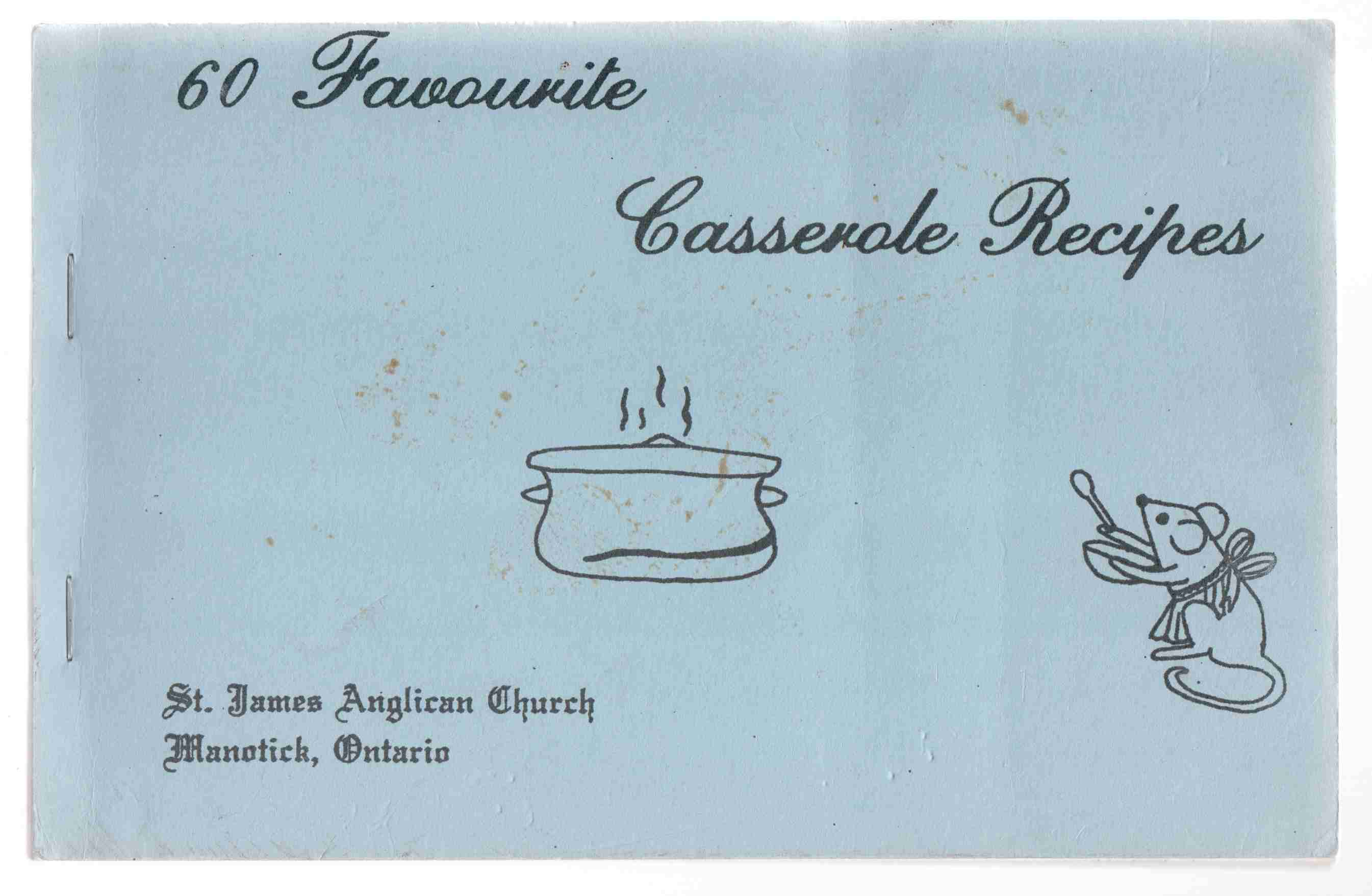 Image for 60 Favourite Casserole Recipes