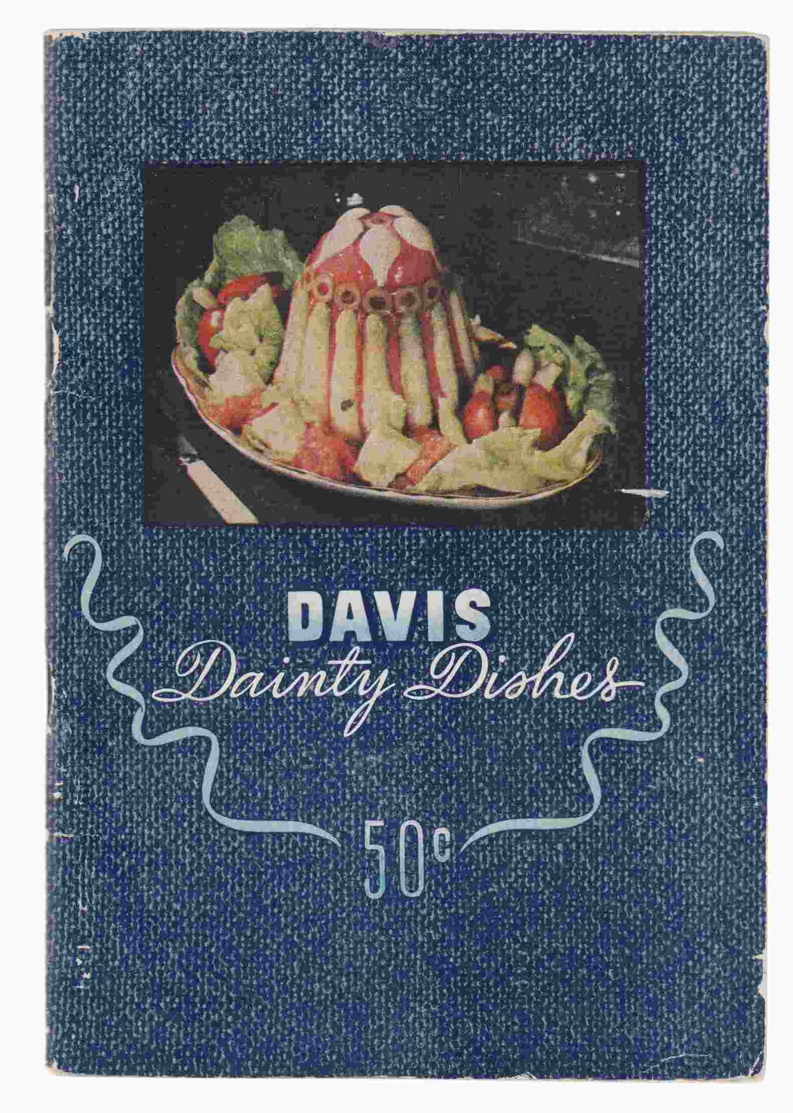 Image for Davis Dainty Dishes