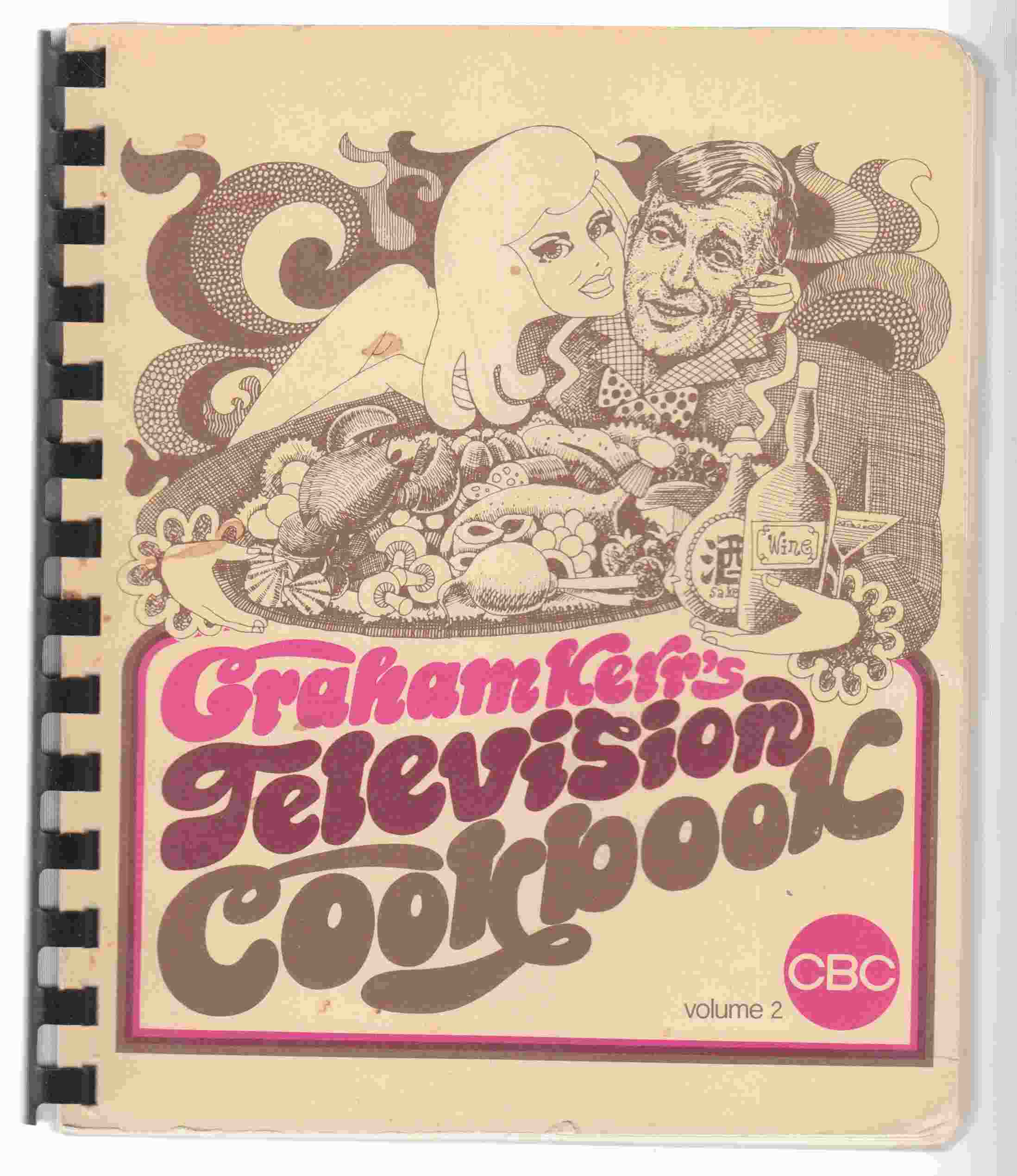 Image for Graham Kerr's Television Cookbook Volume 2