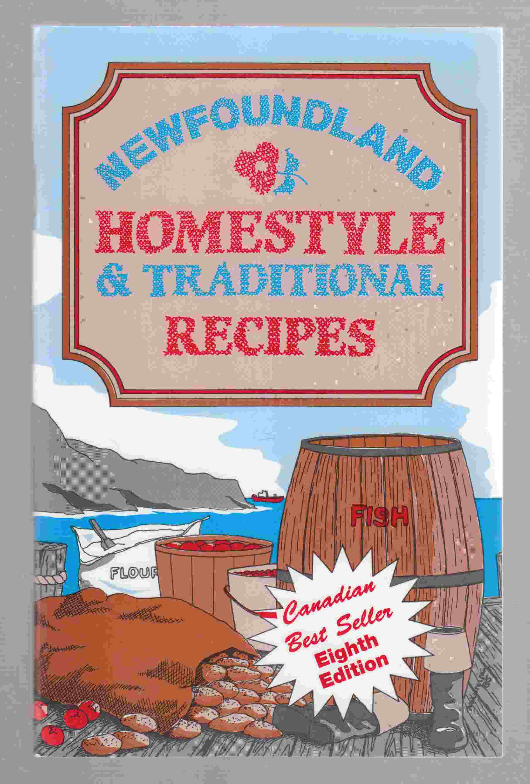 Image for Newfoundland Homestyle and Traditional Recipes