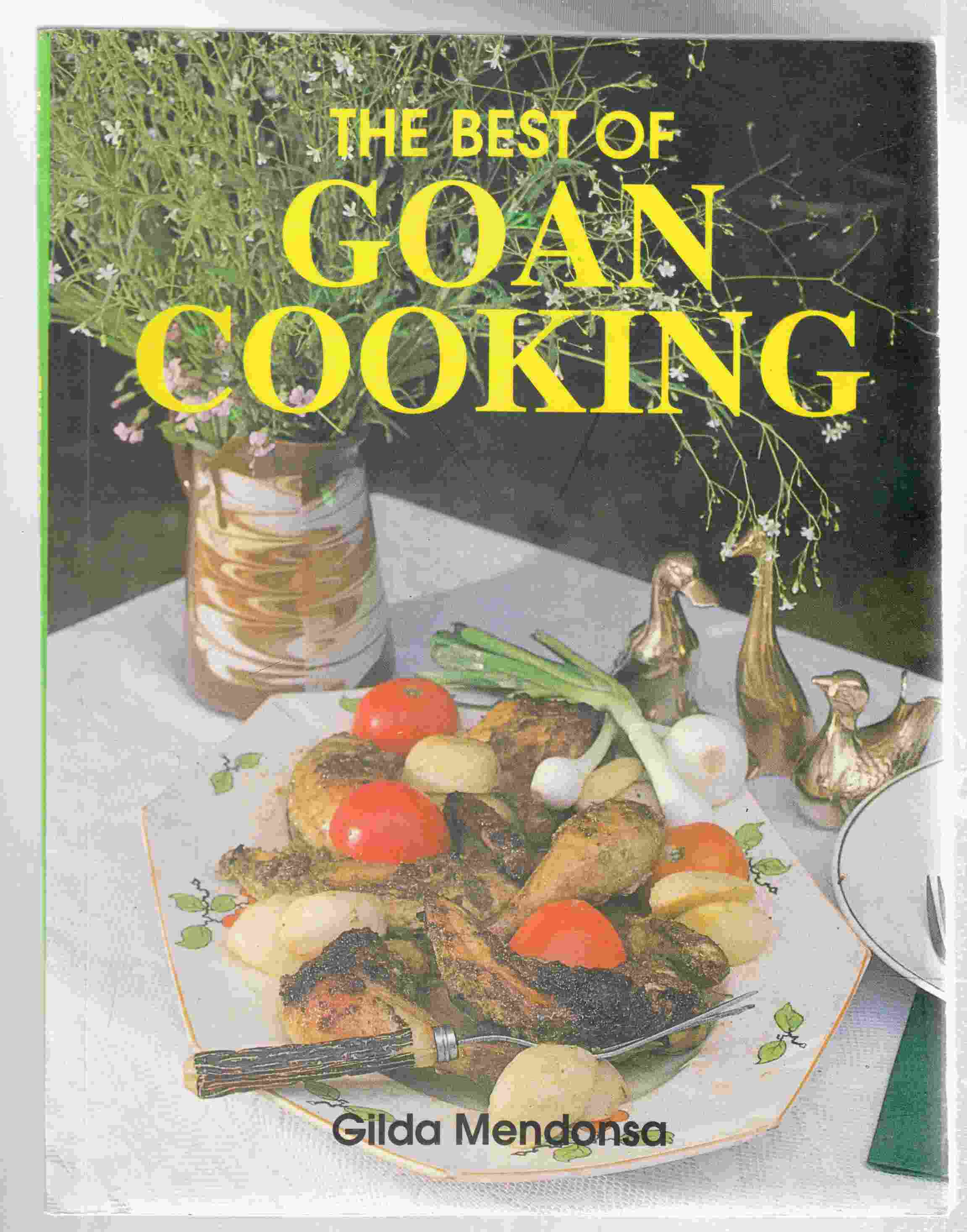 Image for The Best of Goan Cooking