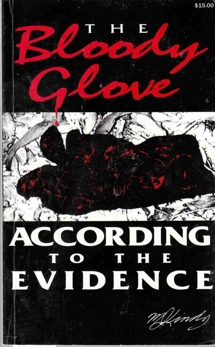 Image for The Bloody Glove: According to the Evidence