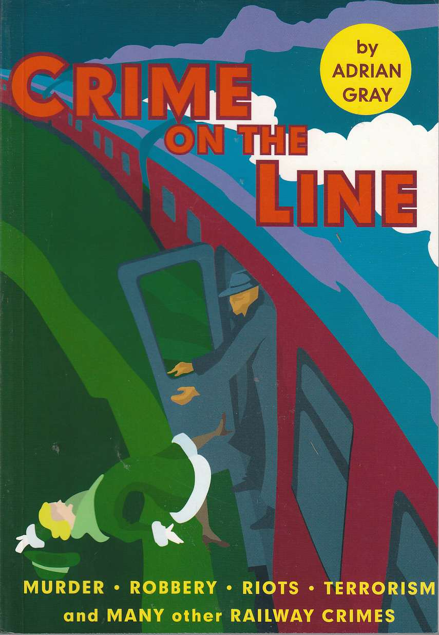 Image for Crime on the Line
