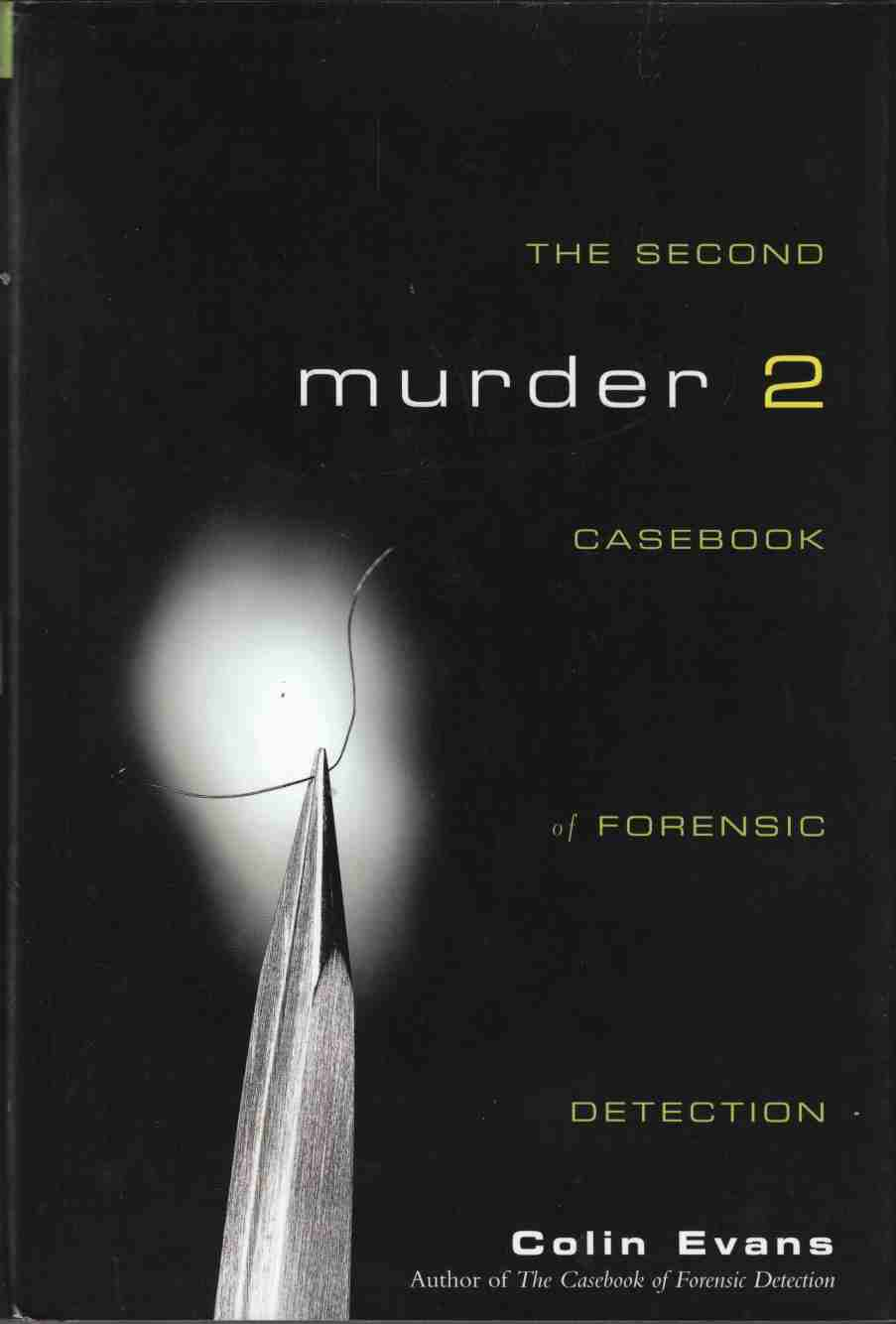Image for Murder Two:  The Second Casebook of Forensic Detection