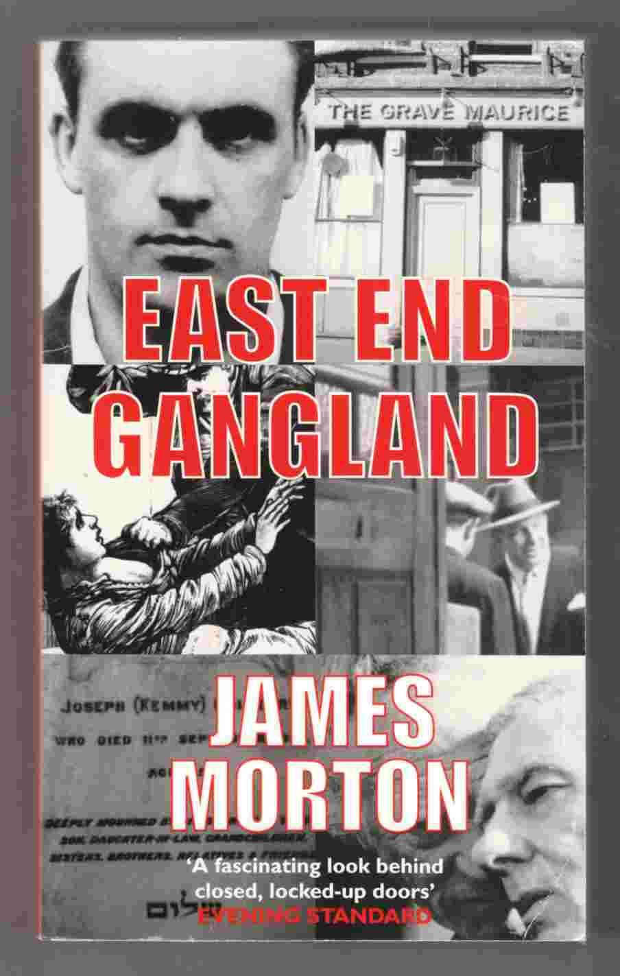 Image for East End Gangland