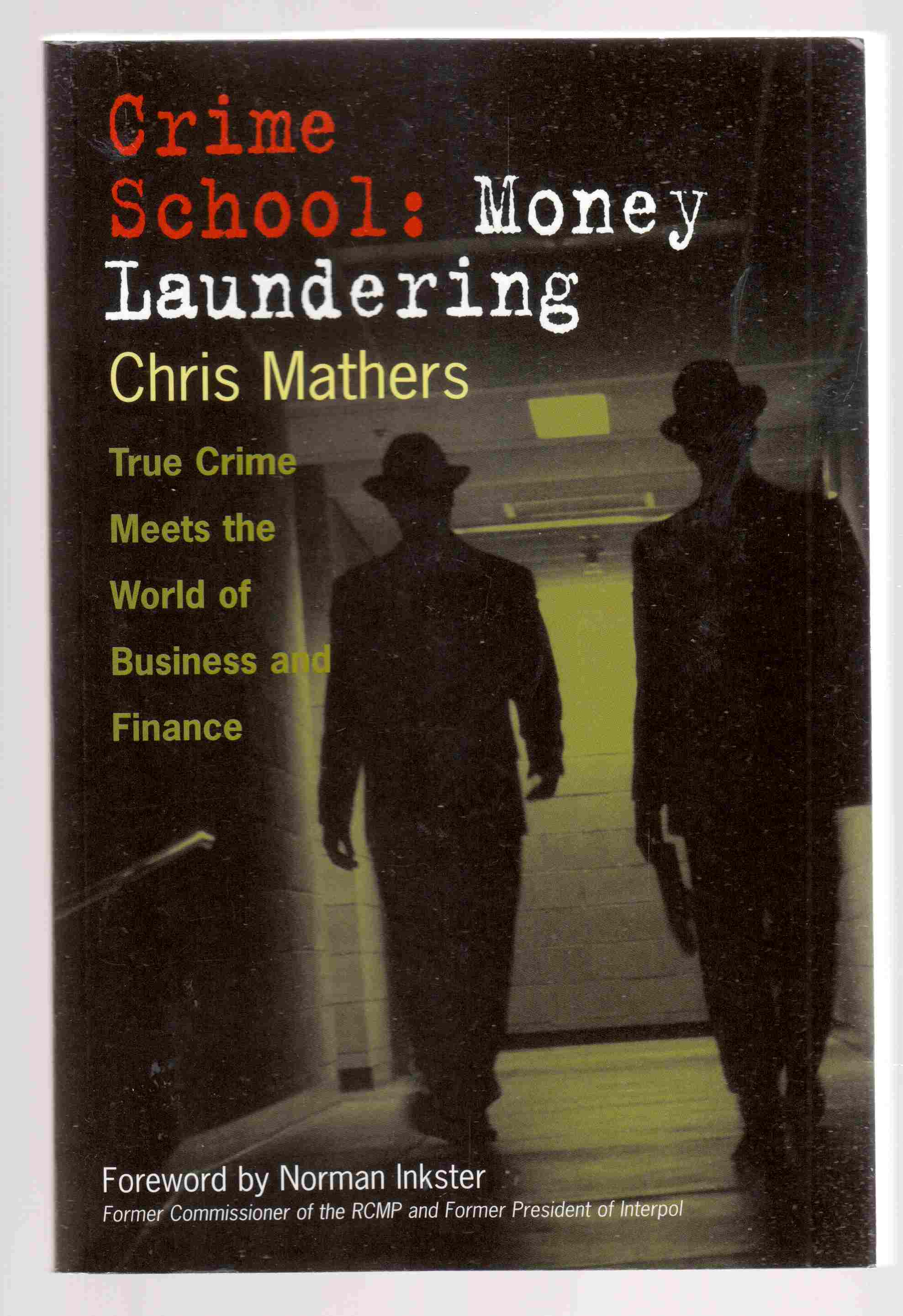 Image for Crime School: Money Laundering