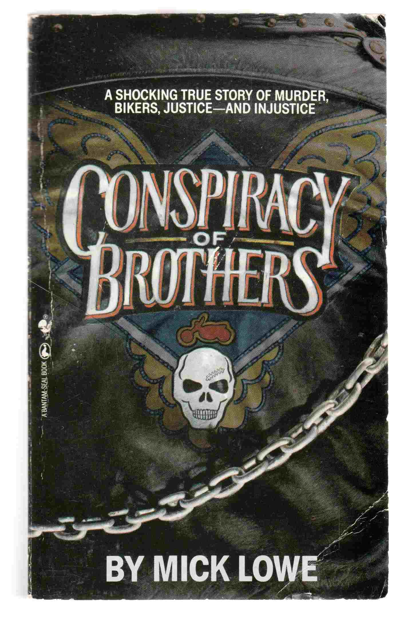 Image for Conspiracy of Brothers