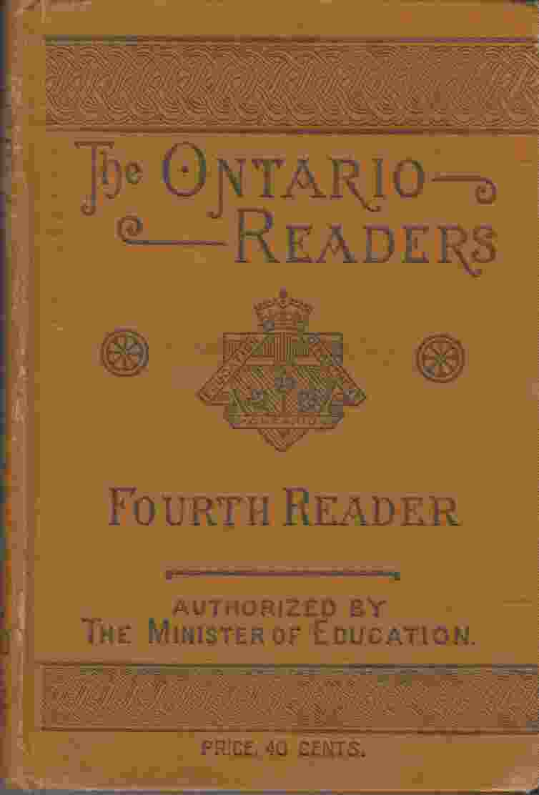 Image for The Ontario Readers Fourth Reader