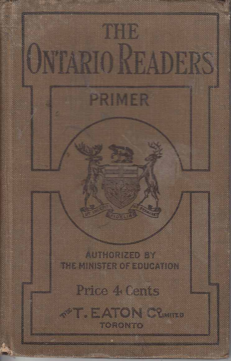 Image for The Ontario Readers Primer