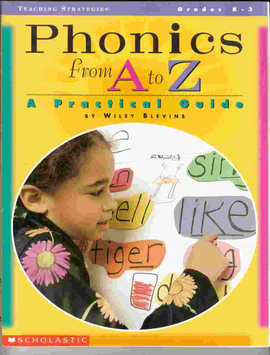 Image for Phonics from A to Z A Practical Guide