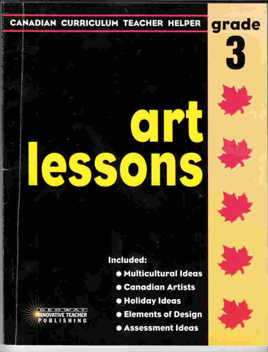 Image for Grade Three Art Lessons