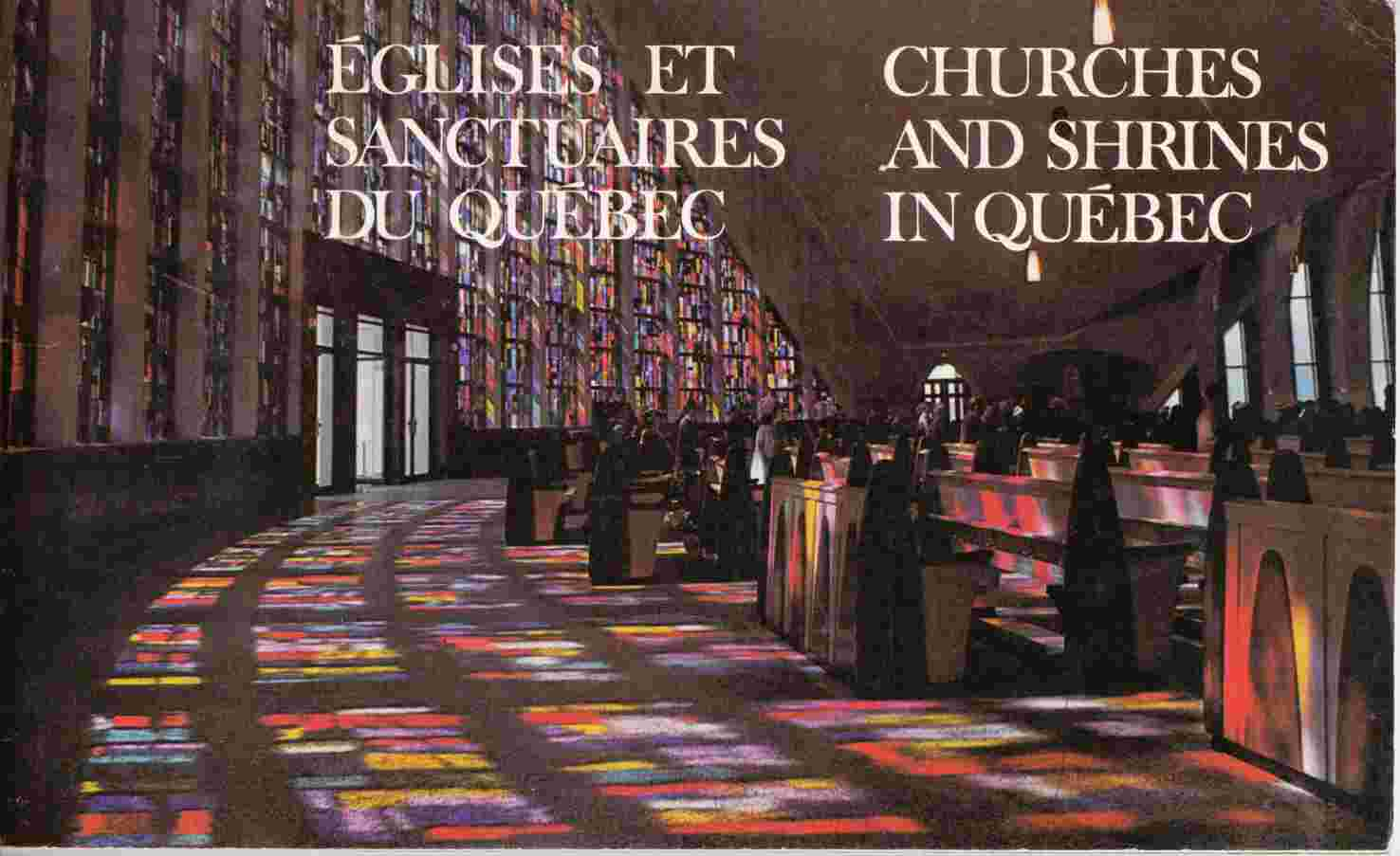 Image for Eglises Et Sanctuaires Du Quebec / Churches and Shrines in Quebec