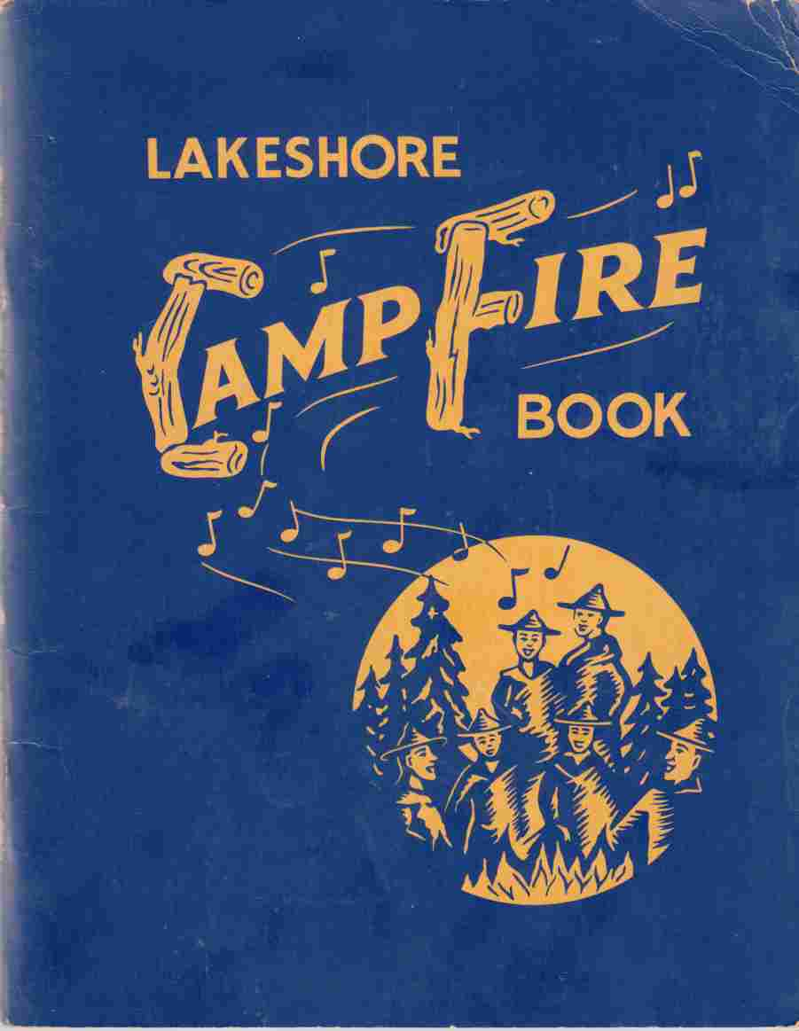 Image for Lakeshore Campfire Book:  A Collection of Songs to Sing around the Campfire