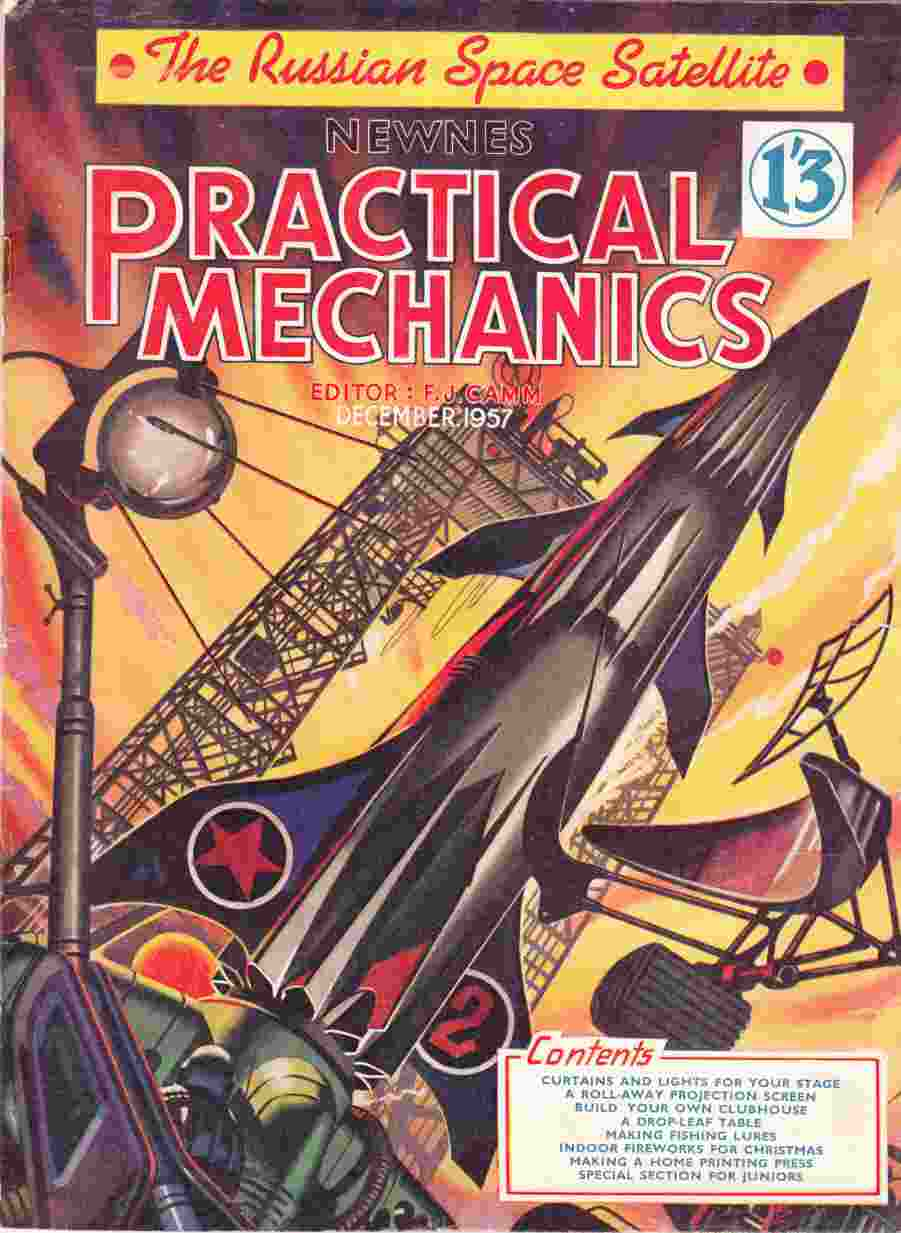 Image for Newnes Practical Mechanics December 1957
